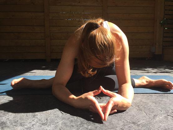 Yin Yoga à Lévis