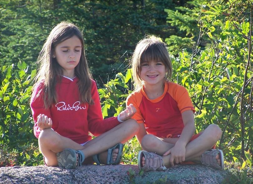 Yoga enfant à Lévis
